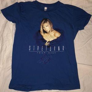 Tops - Barbra Streisand shirt. Small
